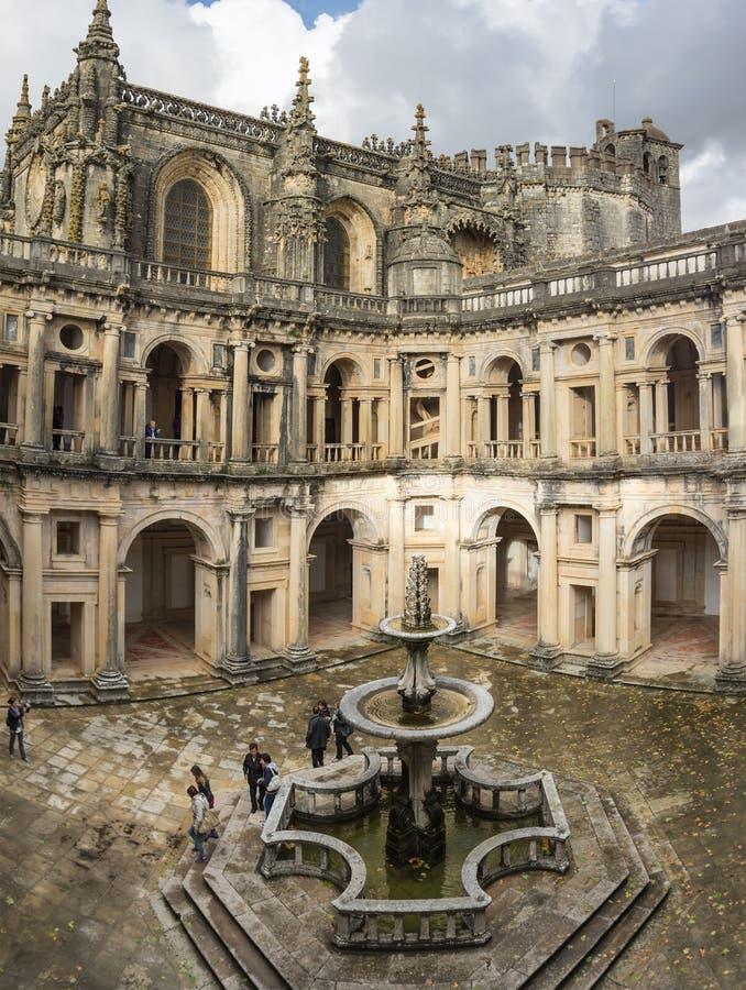 Kloster av Kristus arkivfoto