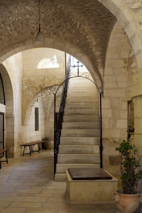 Kloster av St George arkivbilder
