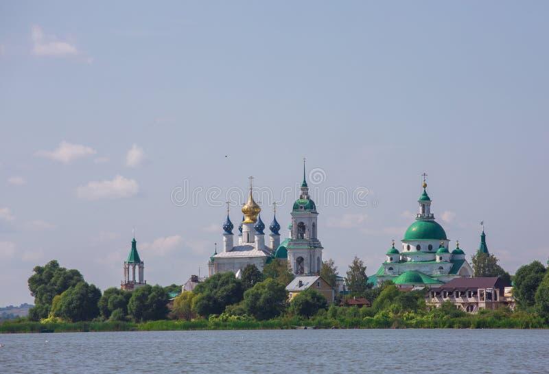 Kloster av St Jacob Saviour royaltyfria foton