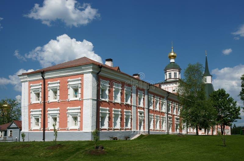 Kloster des alten Mannes lizenzfreies stockfoto