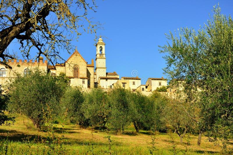 Kloster in Florenz stockfotos