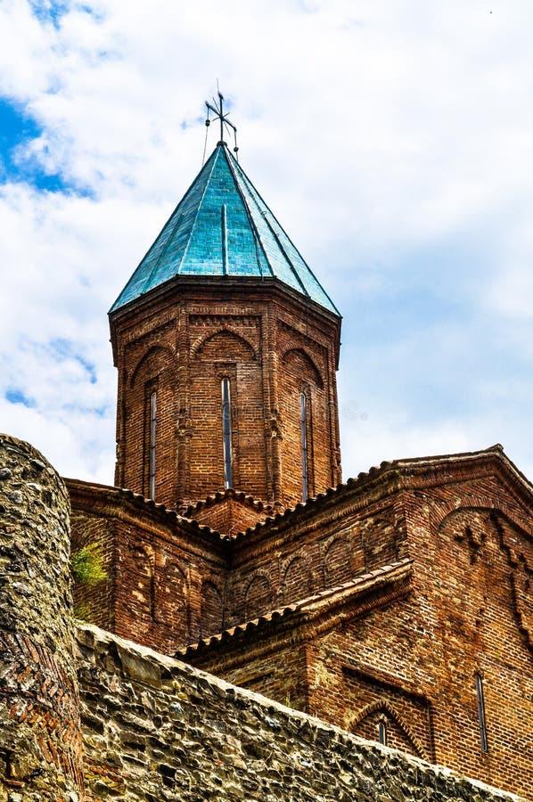 Kloster Gremi stockbild