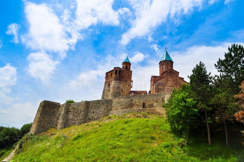 Kloster Gremi lizenzfreies stockfoto