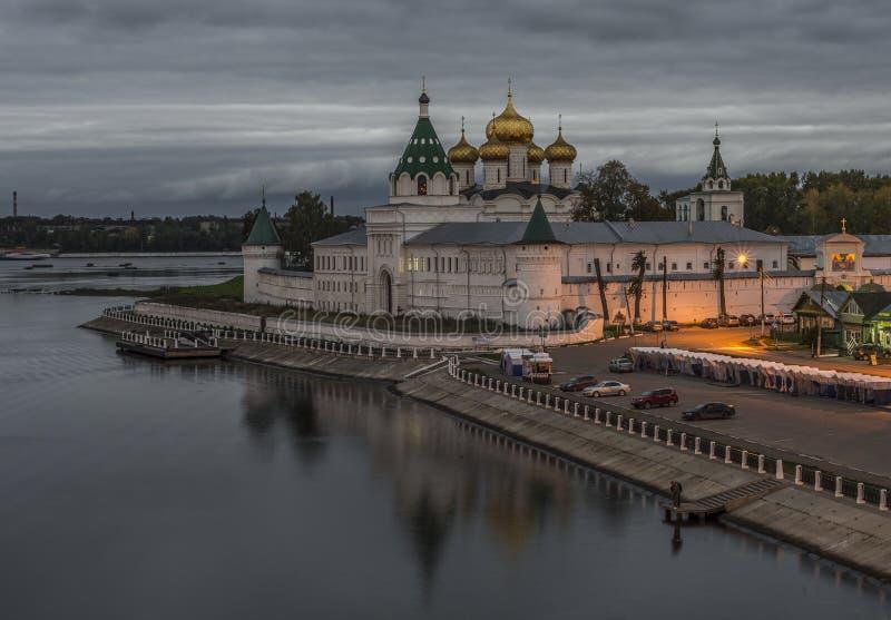 Kloster Ipatiev för helig Treenighet arkivbilder
