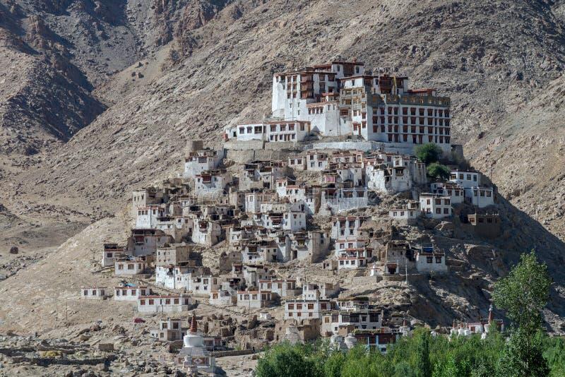 Download Kloster Leh Ladakh Indien Augusti 2017 Arkivfoto - Bild av utomhus, liggande: 106827816