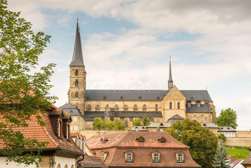 Kloster Michelsberg obrazy stock