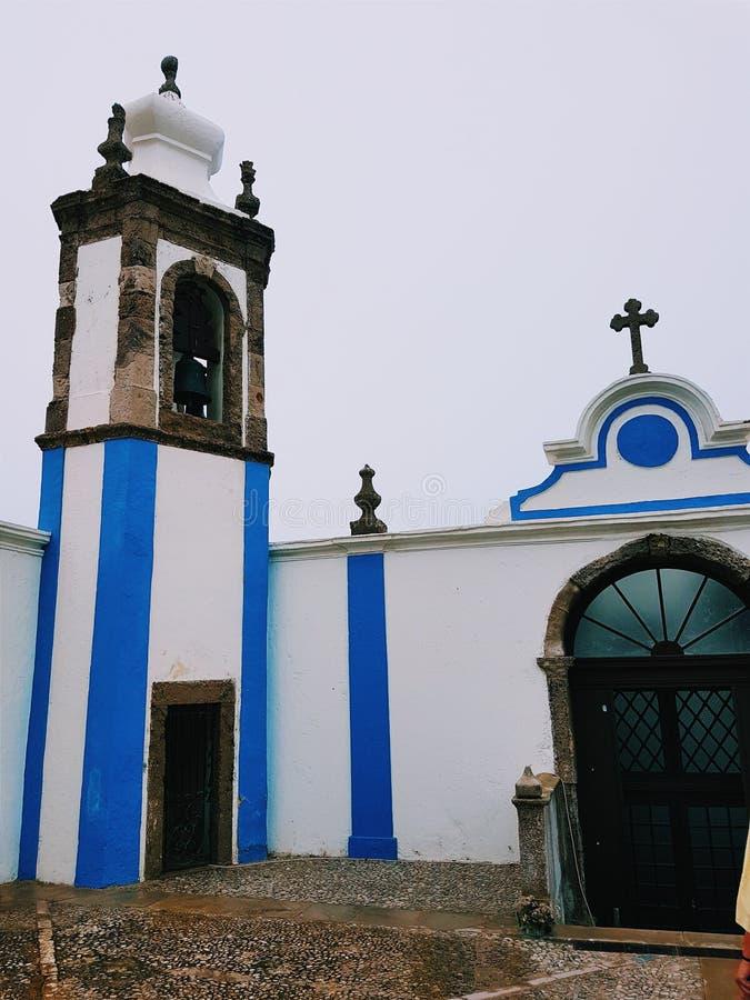 Kloster in Peniche stockfoto