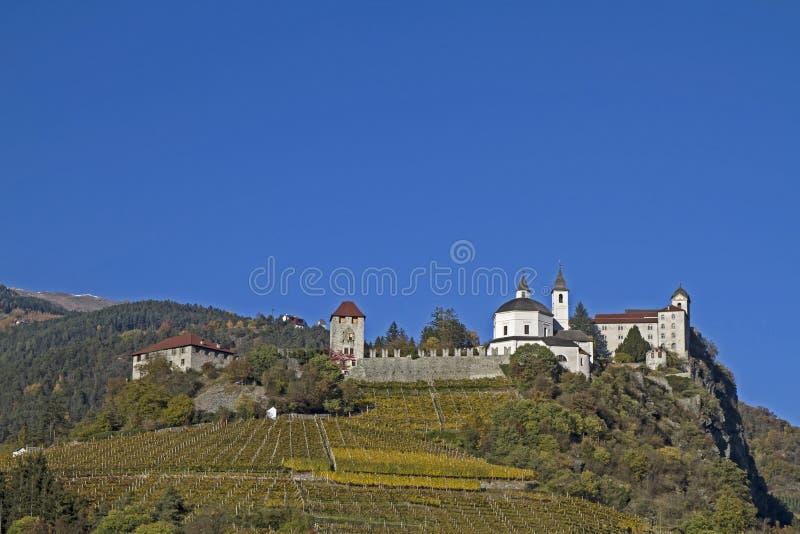 Kloster Saeben stockfoto