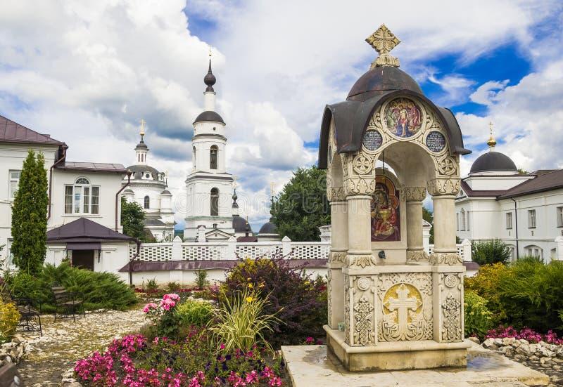 Kloster von Sankt Nikolaus lizenzfreie stockfotos