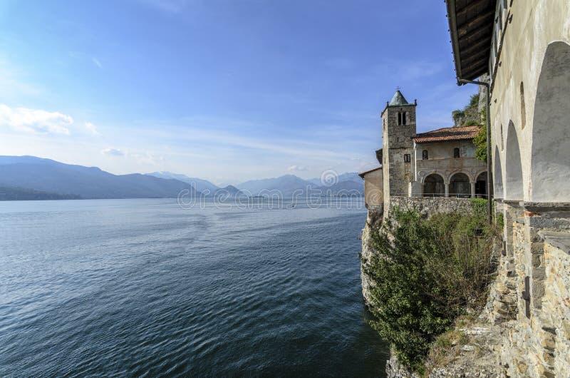 Varese Italien kloster santa caterina in varese italien stockbild bild