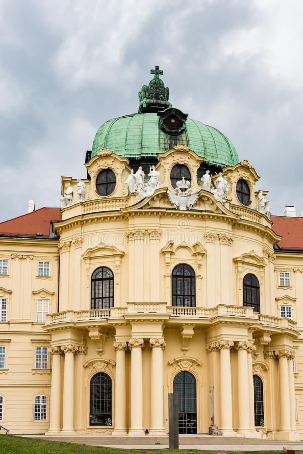 Klosterneuburg monaster w Austria obrazy royalty free