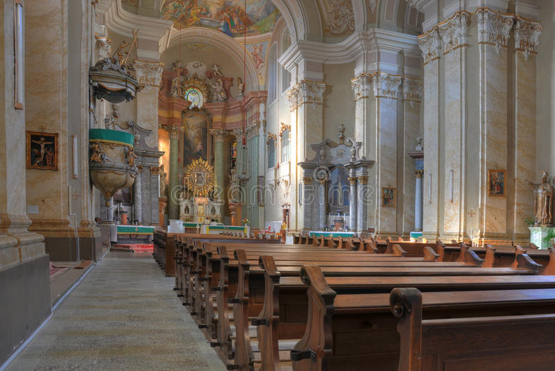 klosterradna royaltyfri fotografi