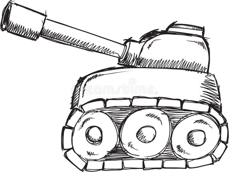 Klotterbehållarevektor royaltyfri illustrationer