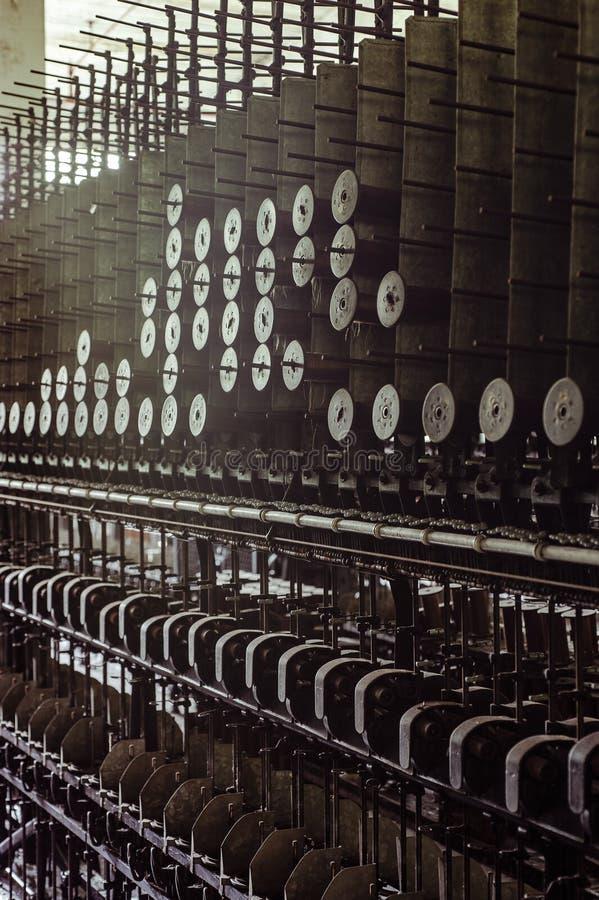 Klotz Throwing Company/Lonaconing-Zijdemolen - Lonaconing, Maryland stock afbeeldingen