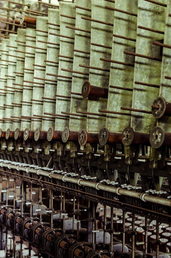 Klotz Throwing Company/Lonaconing-Zijdemolen - Lonaconing, Maryland royalty-vrije stock fotografie