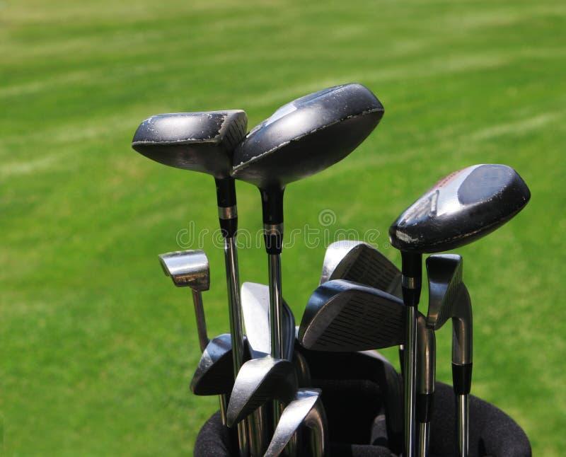 klub golfa fotografia royalty free