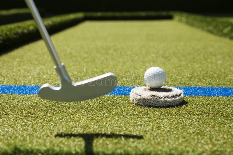 klub golfa pi?k? trawy fotografia royalty free