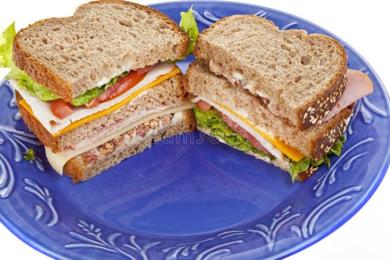klubbasmörgås arkivbild