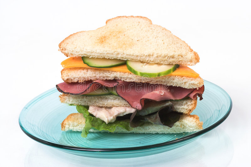 klubbasmörgås arkivbilder