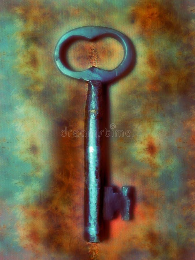 klucz zdjęcie stock