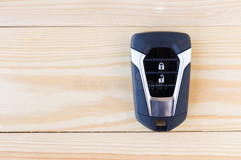 Klucz zdalny samochodu zdjęcie royalty free