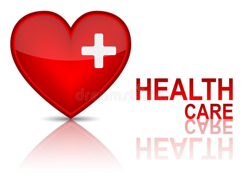 Klucz zdrowie wellness pojęcie. ilustracja wektor