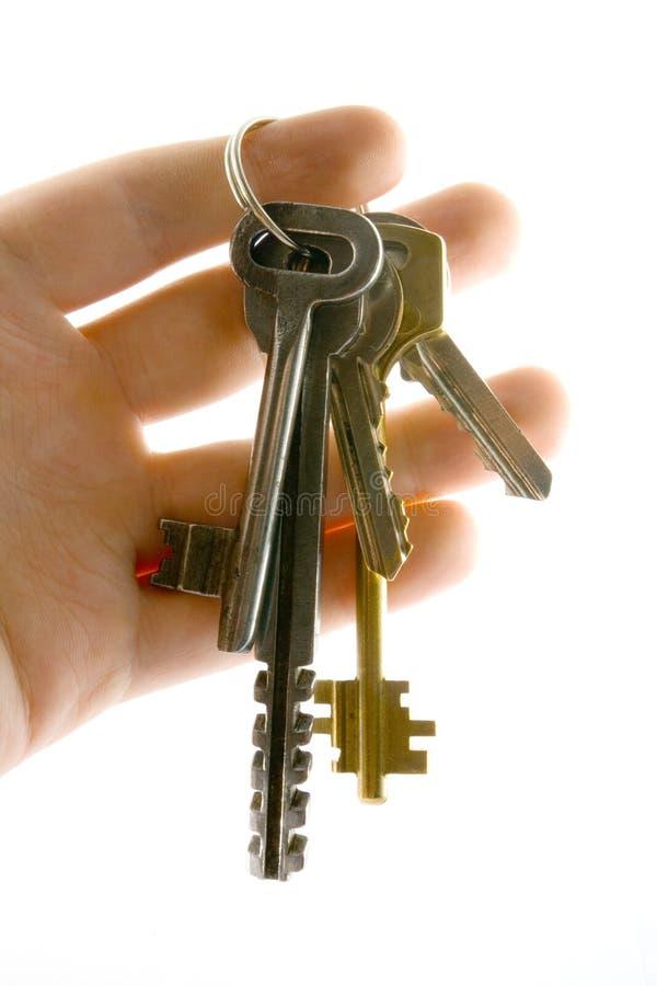 klucze obrazy stock
