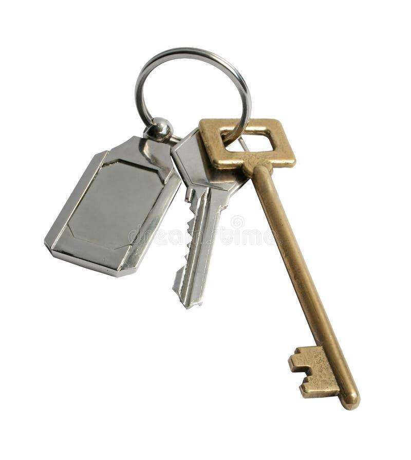klucze obraz stock