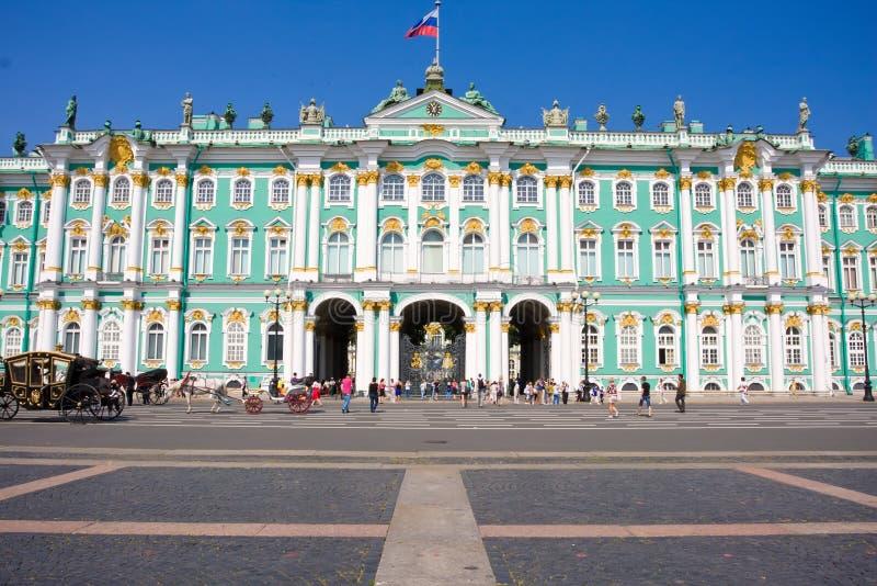 Kluis in Heilige Petersburg stock afbeelding