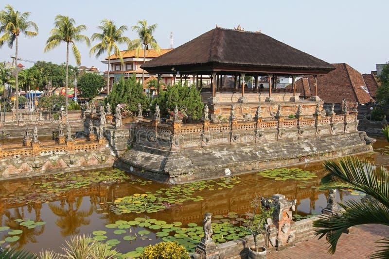 Klungkung, Bali, Indonezja zdjęcia royalty free
