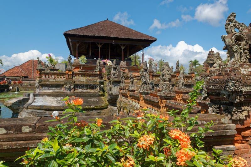 Klungkung pałac zdjęcia royalty free