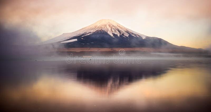 100km góry Fuji Japonii uwagi na zachodniej zimy Tokio zdjęcie stock