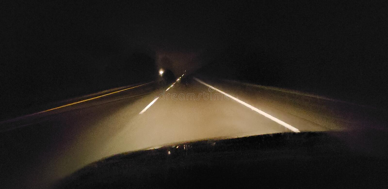 70 km/h fotografia stock