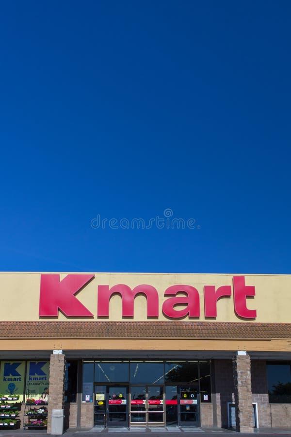Free Kmart Retail Store Exterior Stock Photos - 40145633