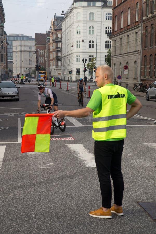 Download KMD Ironman Copenhague 2016 Image éditorial - Image du mouvement, enjeu: 76078265