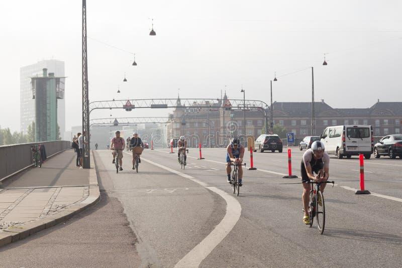 Download KMD Ironman Copenhague 2016 Image stock éditorial - Image du course, championnat: 76078429