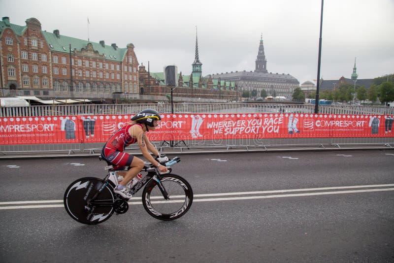 Download KMD Ironman Copenhague 2016 Photographie éditorial - Image du course, championnat: 76078757