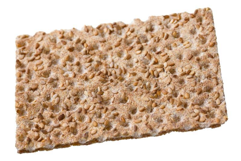 Knäckebrood stock fotografie