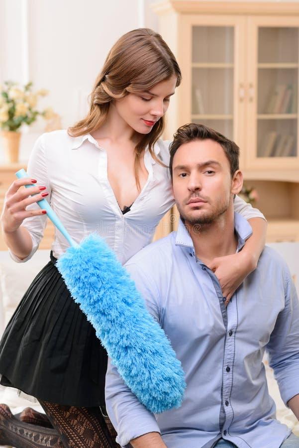 Flirten seksueel