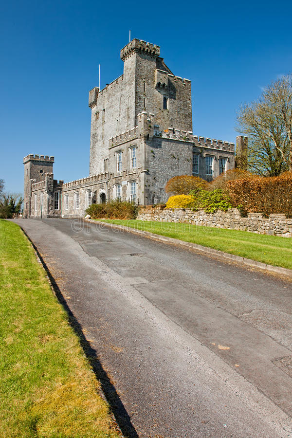 Download Knappogue Castle In Co. Clare - Ireland. Stock Image - Image: 24184269