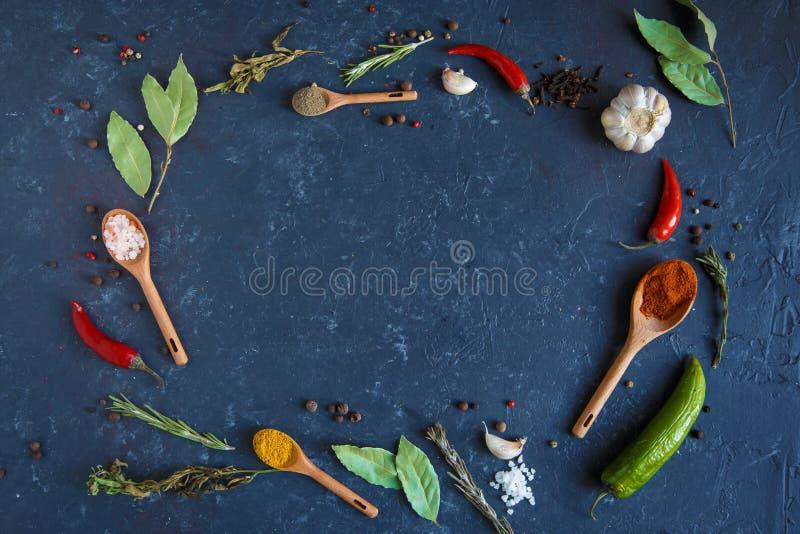 knedle tła jedzenie mięsa bardzo wiele Pomiarowa łyżka  obrazy stock