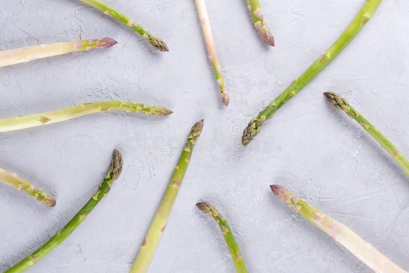 knedle tła jedzenie mięsa bardzo wiele Surowego szparagowego mieszkania nieatutowy wzór obrazy royalty free