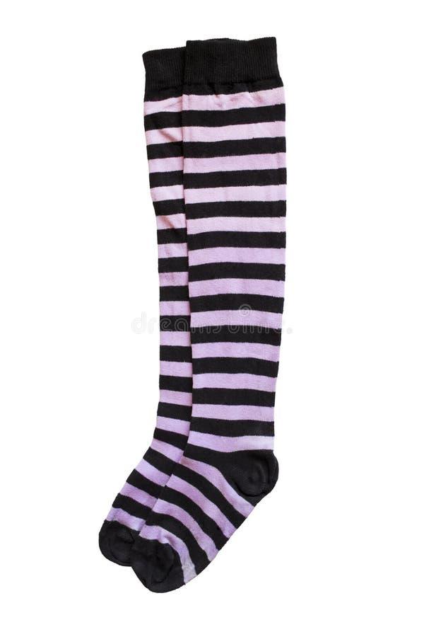 Knee socks stock photos