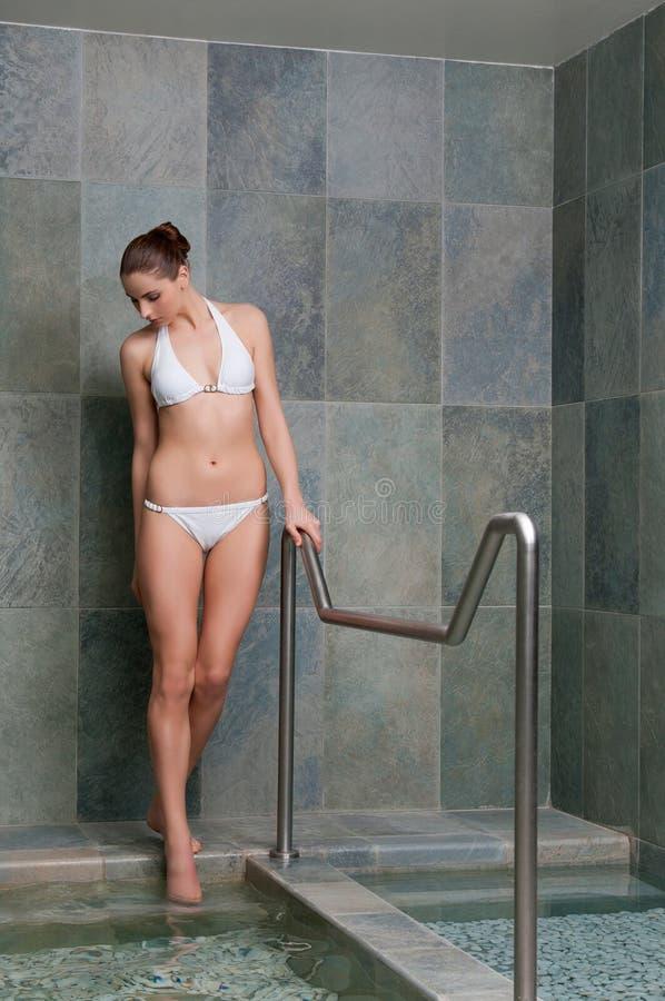Kneipp Feet Bath Stock Photography