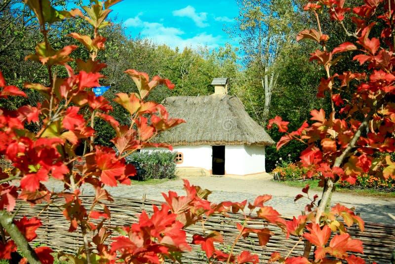 Kniaź typowy dom zdjęcie royalty free