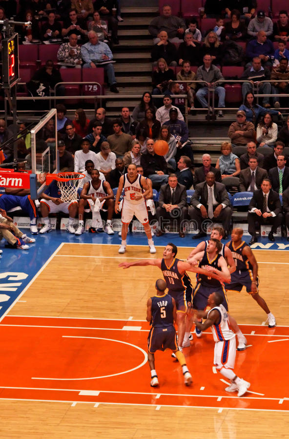 Download Knicks X Indiana Pacers Madison Square Garden Editorial Photography - Image: 15796382