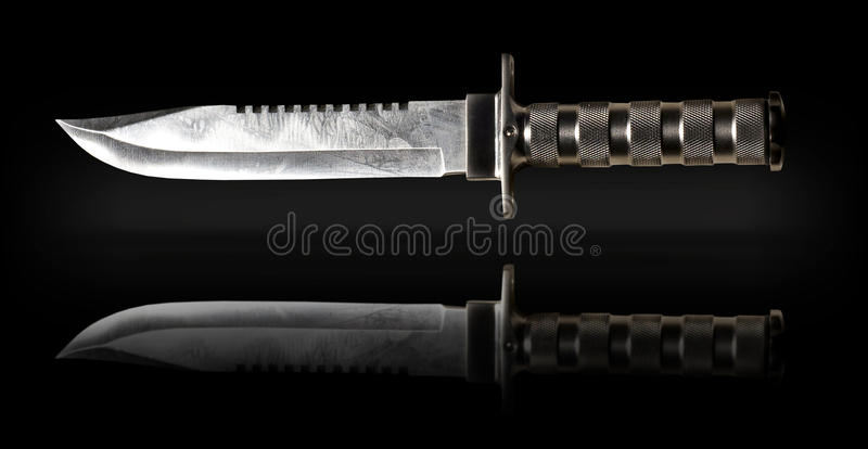 Knife royalty free stock photos