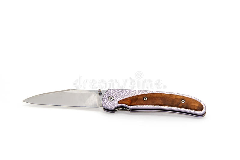 Knife Isolated Stock Images