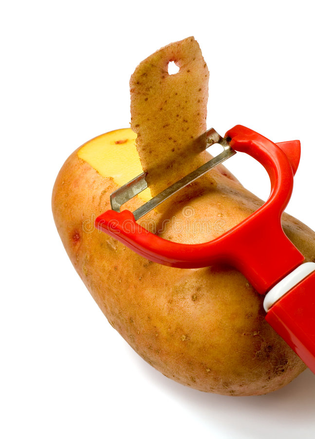 Download Knife for vegetable stock photo. Image of fruit, eating - 7404910