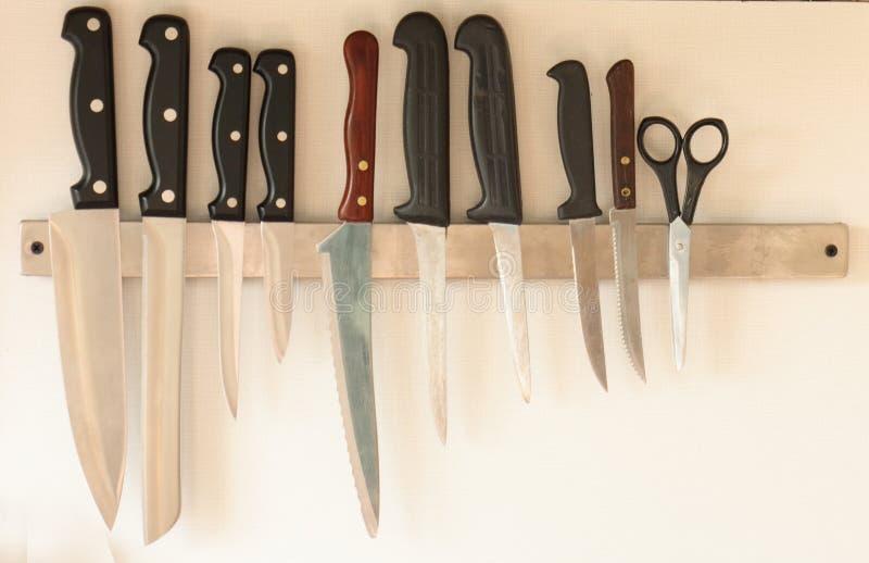 Knifes fotografie stock